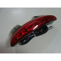 Acessório P/ Harley - Lanterna Pra-lama Led ¿ 883 Iron Cover