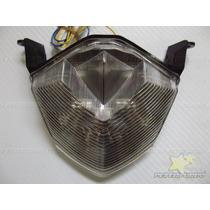 Lanterna Com Pisca Integrado De Led P/ Z750 E Z1000 Kawasaki