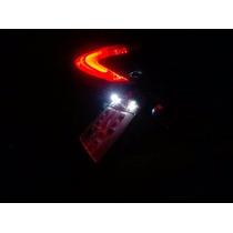 Parafuso De Placa Luz Led Moto Ou Carro O Par Pronta Entrega