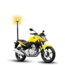 Sinalizador De Led Giroled Giroflex De Super Led P/ Moto