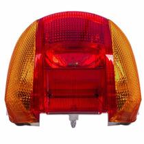 Lanterna Traseira Honda Biz 100 Pop 100 (sem Lampada)
