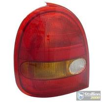 Lanterna Traseira Corsa Hatch 2p 94 A 99 Tricolor - Novo