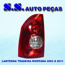 Lanterna Montana Sinaleira Montana Lanterna Traseira Montana