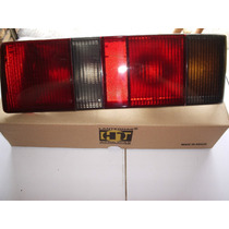 Lanterna Traseira Escort 87 88 89 90 91 92 Hobby - Fume