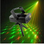Mini Projetor Laser Holográfico Efeitos Especial Festa X 2