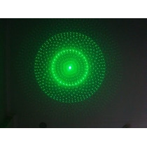 Caneta Laser Verde Laser Point Show 5 Pontas 1000mw