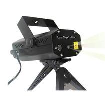Mini Projetor Holográfico Canhão Laser Com Strobo