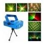 Mini Laser Holográfico Efeitos Especiais Festa Evento Natal
