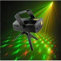 Mini Projetor Laser Holografico Efeitos Especial Yx-08 Yx-09