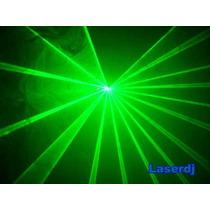 Laser Show 50mw Verde - Iluminação Dj - Festas Dj
