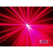 Laser Show Vermelho 400mw, Eventos, Raio De Sol, Festa
