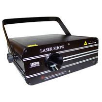 Laser Show Verde 200mw Animação