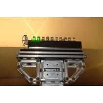 Laser Show 2w Profissional, Scanner Dt40pro Mesa 10 Canais