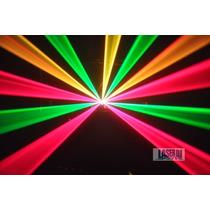 Laser 3 Cores Rgy - Laser 3 Cores Feitos Festa