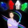 40 Leds De Dedo + 12 Grátis - Laser Finger Beams Festa Dj