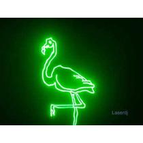 Laser Show Verde 1w Animação