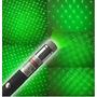 Caneta Pointer Laser Verde 5mw 532 Nm + 1 Ponteira