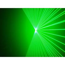 Laser Verde 200mw Animação - Dmx, Áudio-rítmico, Bivolt
