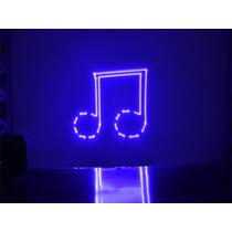 Laser Show Azul Royal 2w Animação