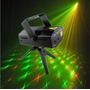 Mini Projetor Laser Holografico C/efeitos Boate 3d Festa
