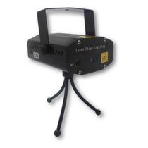 Mini Projetor Laser Holográfico Efeitos 3d Especiais Balada