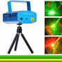 Mini Projetor Holográfico Laser Efeitos Especiais Promoção