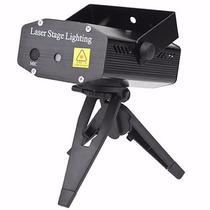 Mini Projetor Laser Holográfico 3d Efeitos Festa 100mw E2