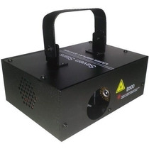 Laser Azul 500mw B500 Dmx Ritmico Automatico C/ Sensor