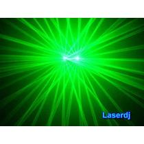 Laser Show 2 Saidas 30+30mw Verde