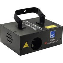 Laser Show B500 Azul 500mw Dmx, Áudio-rítmico, Bivolt