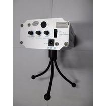 Mini Laser Stage Lighting Projetor Holografico Frete Grátis