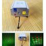 Mini Projetor Holográfico Laser Com Efeitos Big Dipper 4 Pc