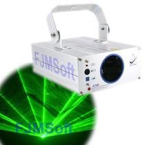 Laser Show K100 Verde 30mw Bivolt Sensor De Som Audioritmico