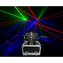 Laser Show Ufo Rgb 8 Saídas Beam+case Grátis+nf+garantia