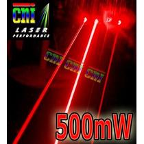 Cni Diodo Dj Laser Show Vermelho 500mw 650nm 660nm Red Troca