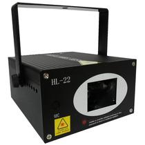 Projetor Holográfico Laser Com Raios Hl22