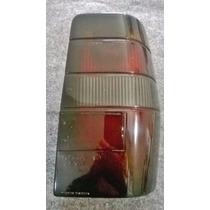 Lente Lanterna Traseira Fumê Fiorino / Elba 88/97 Original