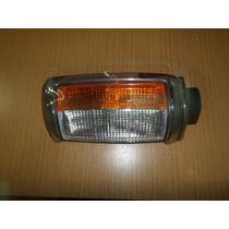 Lanterna Dianteira Mitsubishi L200 92/ Acrilica Cristal/amba