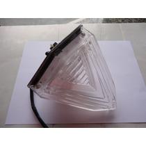Lanterna Freio Traseira Fazer 2011/2013 Cristal Led Com Nota