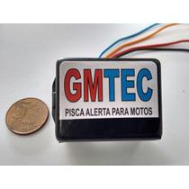 Pisca Alerta De Moto Gmtec Original Kit Economico 2 Unidades