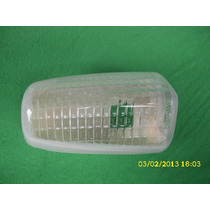 Lente Pisca Titan 2000 E 150 Branca ( Jogo 4 Pçs)