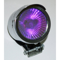 Farol Milha Motocicleta Xenon Super Brilho Moto Iluminacao