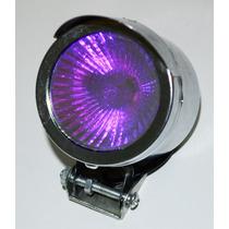 Farol Milha Moto Xenon Super Brilho Motocicleta Iluminacao