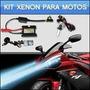 Kit Xenon De Moto Intruder Riva Comet Gsr Mirage Xj6 Burgman
