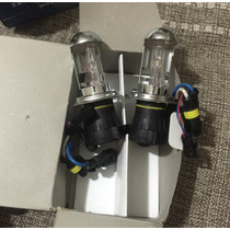 Lâmpada Bi Xenon H-4 10000k 55w