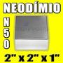 Super Bloco De Ímã De Neodímio N50 - Muito Forte, 155kg