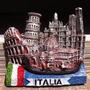 Itália - Landmark - Tourist Attrations 1 - Imã De Geladeira