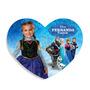 20 Imãs De Geladeira Personalizados - Coração