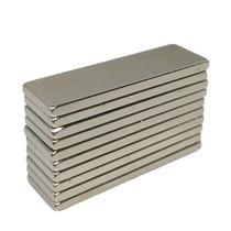 Super Ímã De Neodímio Bloco 30mmx10mmx2mm (10 Unidades)