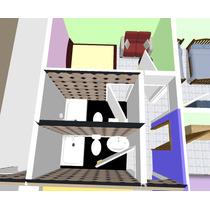 Casa Nova Terminando Contrução 3 Quartos 1 Suite